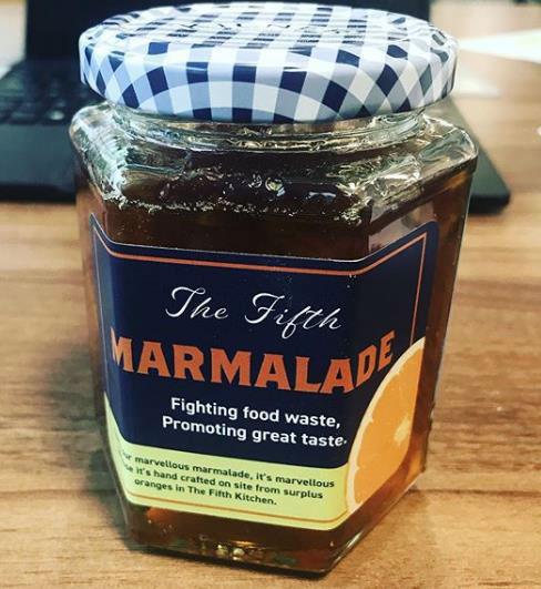 Marmalade Jar
